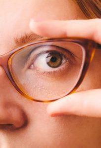 似合う眼鏡1