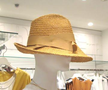 ファッショナブルタイプの帽子