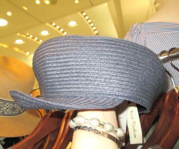 キュート・ボーイッシュの帽子
