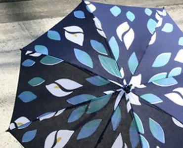 ナチュラルタイプの日傘