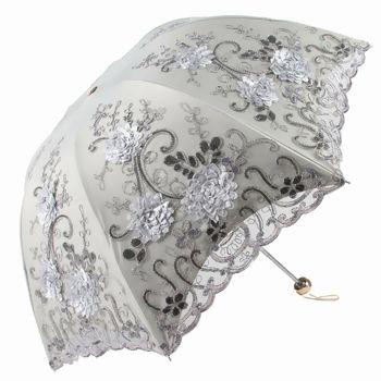 ロマンスタイプの日傘