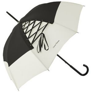 キュートボーイッシュの日傘