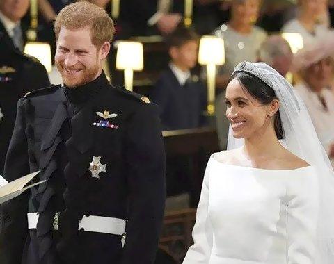 メーガン夫人とヘンリー王子
